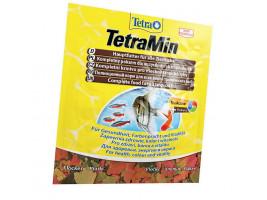 Сухий корм для акваріумних риб Tetra в пластівцях TetraMin 12 г (для всіх рибок)