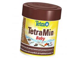 Сухий корм для акваріумних риб Tetra TetraMin Baby 66 мл (для молодих риб)