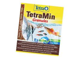 Сухий корм для акваріумних риб Tetra в гранулах TetraMin Granules 15 г (для всіх рибок)