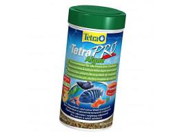 Сухий корм для акваріумних риб Tetra в чіпсах TetraPro Algae 100 мл (для травоїдних риб)