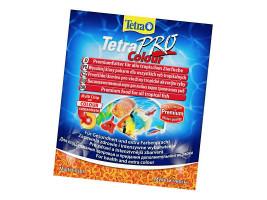 Сухий корм для акваріумних риб Tetra в чіпсах TetraPro Colour 12 г (для всіх рибок)