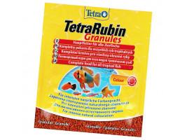 Сухий корм для акваріумних риб Tetra в гранулах TetraRubin Granules 15 г (для всіх рибок)