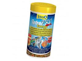 Сухий корм для акваріумних риб Tetra в чіпсах TetraPro Energy 250 мл (для всіх рибок)