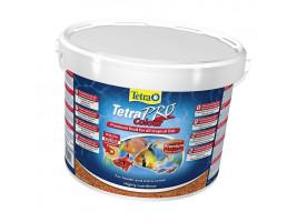 Сухий корм для акваріумних риб Tetra в чіпсах TetraPro Colour 10 л (для всіх рибок)