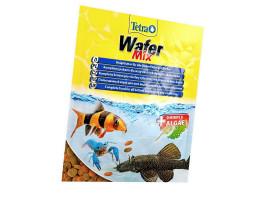 Сухой корм для аквариумных рыб Tetra в пластинках Wafer Mix 15 г (для донных рыб)