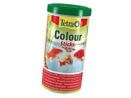 Сухий корм для ставкових риб Tetra в паличках Colour Sticks 1 л (для всіх ставкових риб)