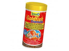 Сухий корм для акваріумних риб Tetra в гранулах Goldfish Granules 250 мл (для золотих рибок)