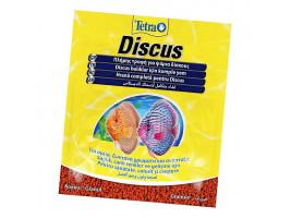 Сухий корм для акваріумних риб Tetra в гранулах Discus 15 г (для дискус)
