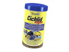 Сухий корм для акваріумних риб Tetra в гранулах Cichlid Algae 500 мл (для всіх цихлид)
