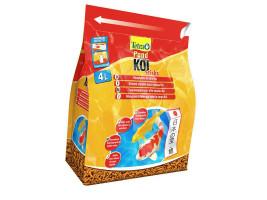 Сухий корм для ставкових риб Tetra в паличках KOI Sticks 4 л (для коропів які)