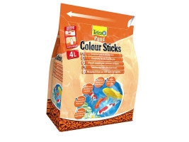 Сухий корм для ставкових риб Tetra в паличках Colour Sticks 4 л (для всіх ставкових риб)