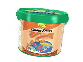 Сухий корм для ставкових риб Tetra в паличках Colour Sticks 10 л (для всіх ставкових риб)
