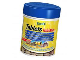Сухой корм для аквариумных рыб Tetra в таблетках Tablets TabiMin 120 шт. (для донных рыб)