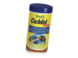 Сухий корм для акваріумних риб Tetra в паличках Cichlid Sticks 1 л (для всіх цихлид)