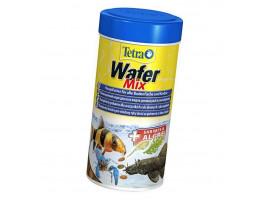 Сухой корм для аквариумных рыб Tetra в пластинках Wafer Mix 250 мл (для донных рыб)
