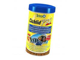 Сухой корм для аквариумных рыб Tetra в чипсах Cichlid Pro 500 л (для всех цихлид)