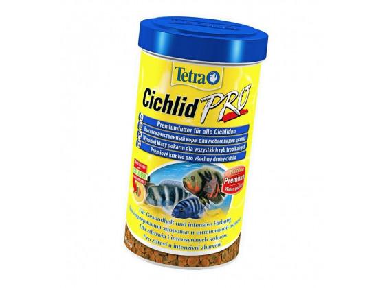 Сухий корм для акваріумних риб Tetra в чіпсах Cichlid Pro 500 л (для всіх цихлид)