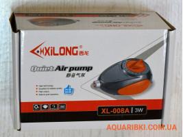 Компресор Xilong XL-008A одноканальний