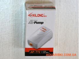 Компрессор Xilong AP-772 одноканальный