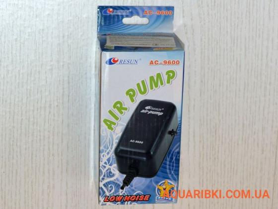 Компрессор Resun AC-9600 одноканальный