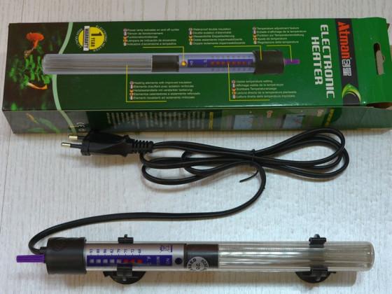 Нагреватель с терморегулятором Atman AT-100 100 Вт
