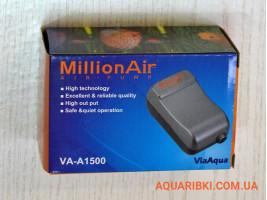 Компресор ViaAqua VA-A1500 одноканальний