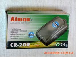 Компресор Atman CR-20R одноканальний