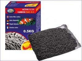 Вугілля активоване Aqua Nova Carbon з мішечком 0.5 кг
