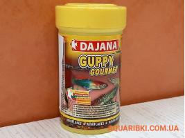 Корм Guppy Gourmet 100 ml.Dajana PET