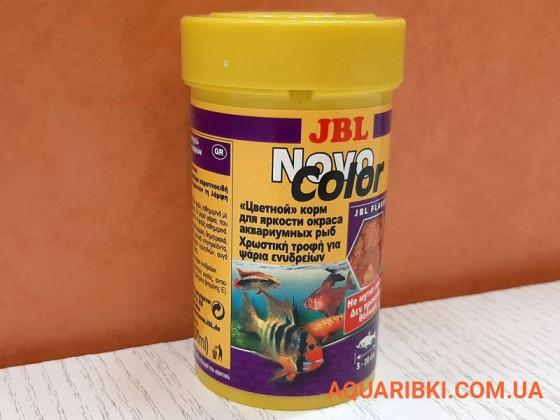 Корм для риб NovoColor 100 ml JBL