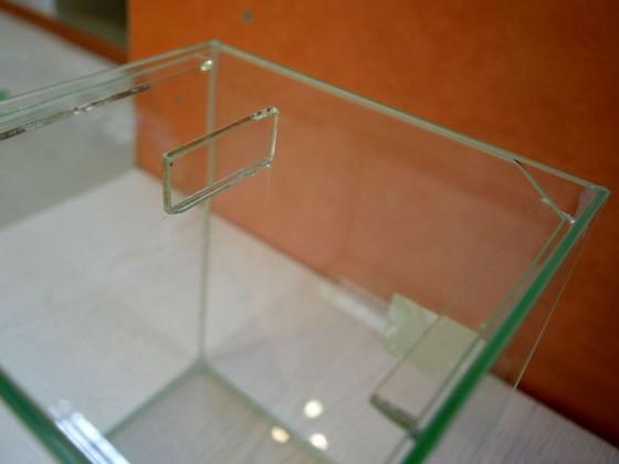 Акваріум куб (нано) 10 л (Україна)