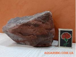 Камень кварцит крупный №30 (Украина)