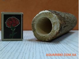 Трубка для сомів дерев`яна (d02 Україна)