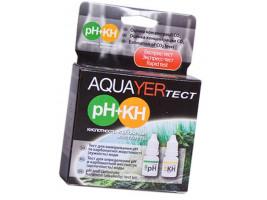 Тест pH + КН (AQUAYER)