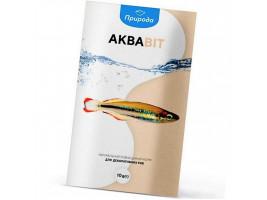 Натуральний корм для акваріумних риб Природа Аквавіт 10 г (для всіх рибок)